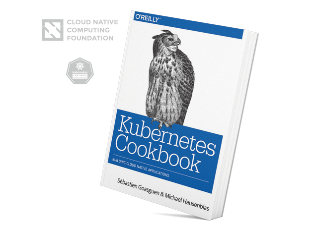 Kubernetes cookbook grey