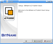 Bitnami ezpublish stack 1