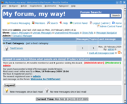 Fudforum_new_installation